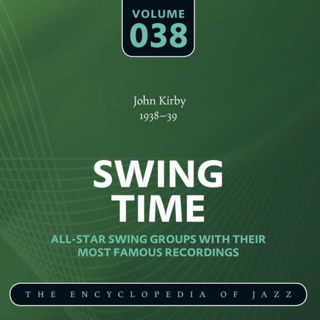 Swing Time - The Encyclopedia of Jazz, Vol. 38
