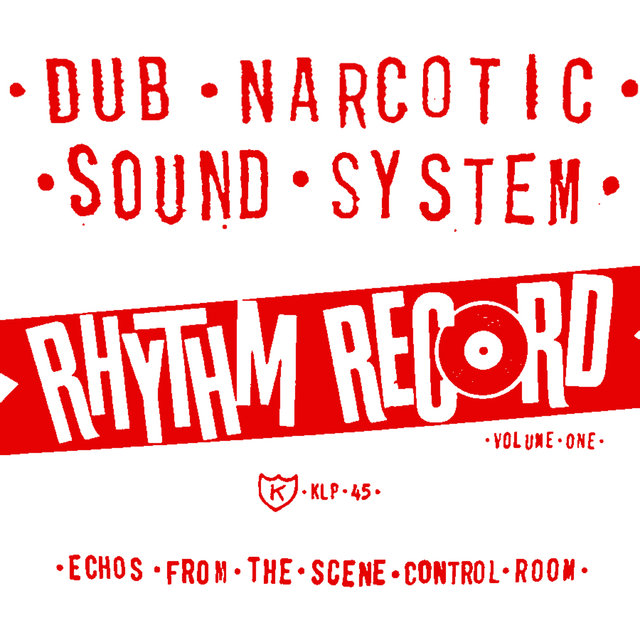 Rhythm Record Vol. One Echoes from the Scene Control Room