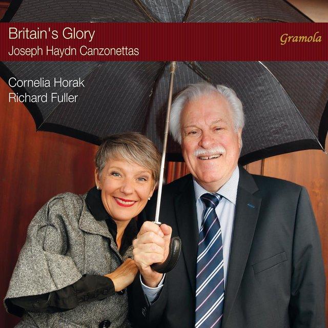 Cover art for album Britain's Glory by Cornelia Horak