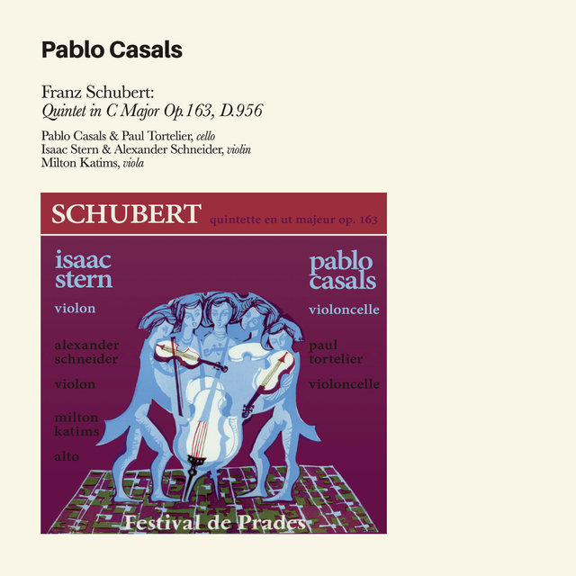 Franz Schubert: Quintet in C Major Op. 163, D. 956 (Bonus Track Version)