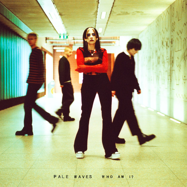 Cover art for album Who Am I? by Pale Waves