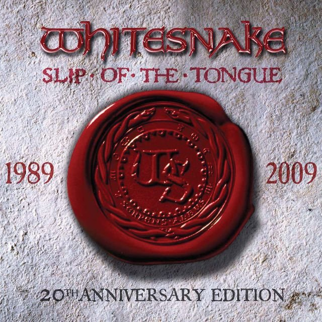 Slip Of The Tongue [20th Anniversary Expanded Edition]