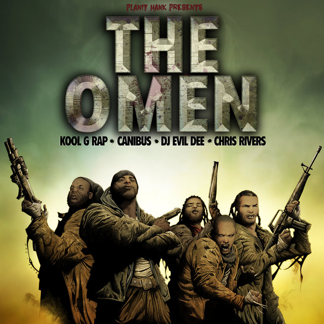 The Omen (feat. Canibus, Kool G Rap, Chris Rivers & DJ Evil Dee)