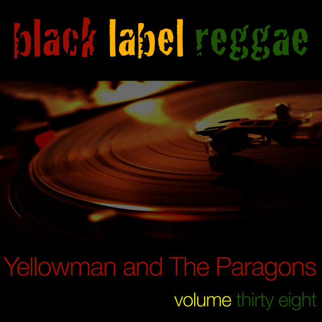 Black Label Reggae-Yellowman-Vol. 38
