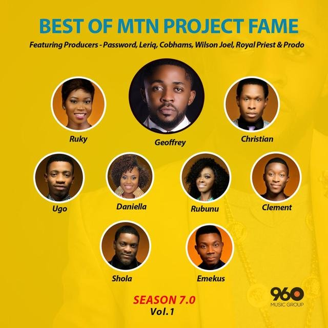 Best of Mtn Project Fame Season 7.0