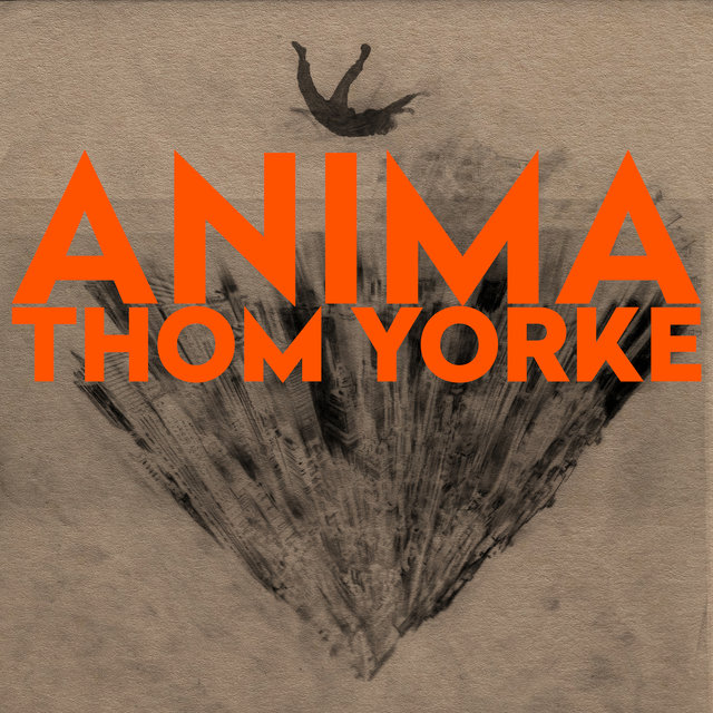 Cover art for album ANIMA by Thom Yorke