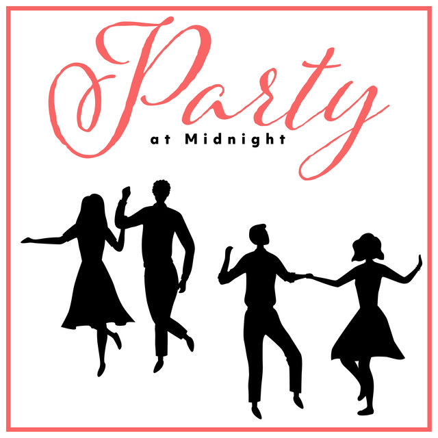 Party at Midnight – Club Lounge Jazz, Fun and Dance, Amazing Mood