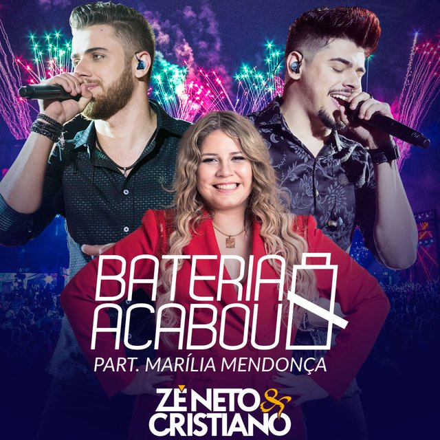 Bateria Acabou (Ao Vivo) - Single