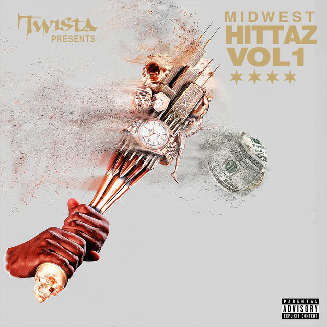 Twista Presents Midwest Hittaz Vol. 1