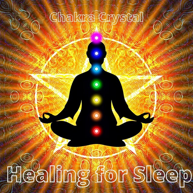 Chakra Crystal Healing for Sleep: Balancing & Relaxation, Sleep Meditation Music