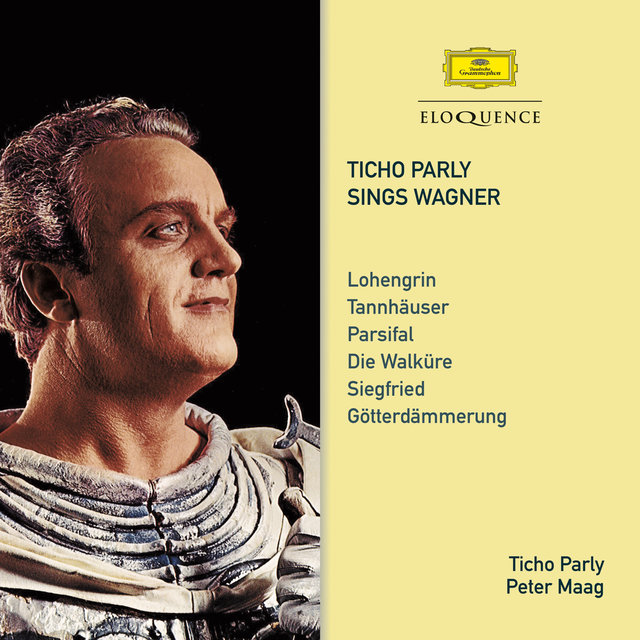 Ticho Parly Sings Wagner