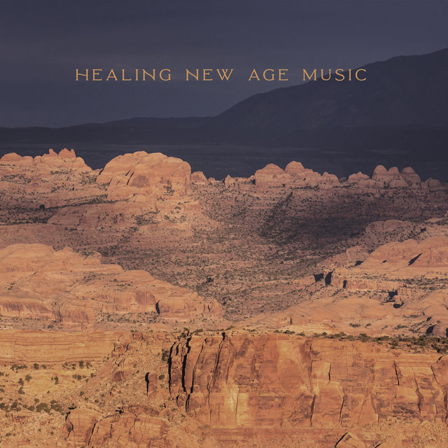 Healing New Age Music - Anxiety Relief, Ambient Music Therapy, Total Relaxation, Better Mental Health