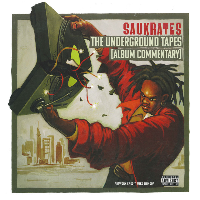 The Underground Tapes (Album Commentary)