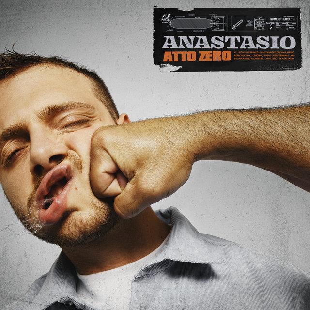 Cover art for album ATTO ZERO by Anastasio