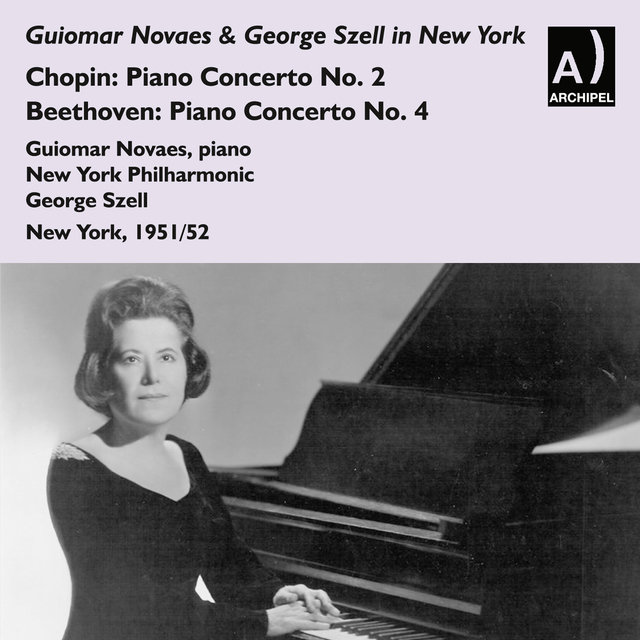 G. Novaes and G. Szell in New York