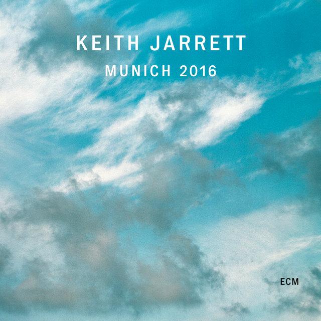 Cover art for album Munich 2016 (Live) by Keith Jarrett