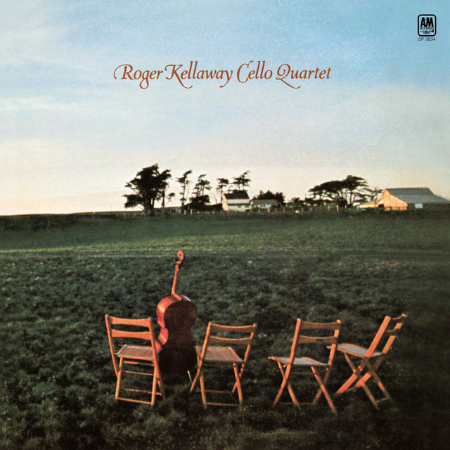 Roger Kellaway Cello Quartet
