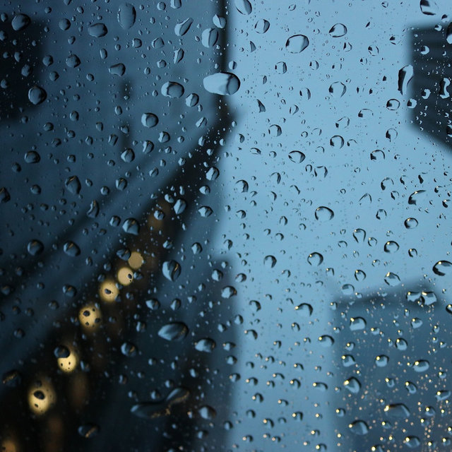 22 Ambient Rain Droplet Tracks for Relaxation and Complete Relaxation