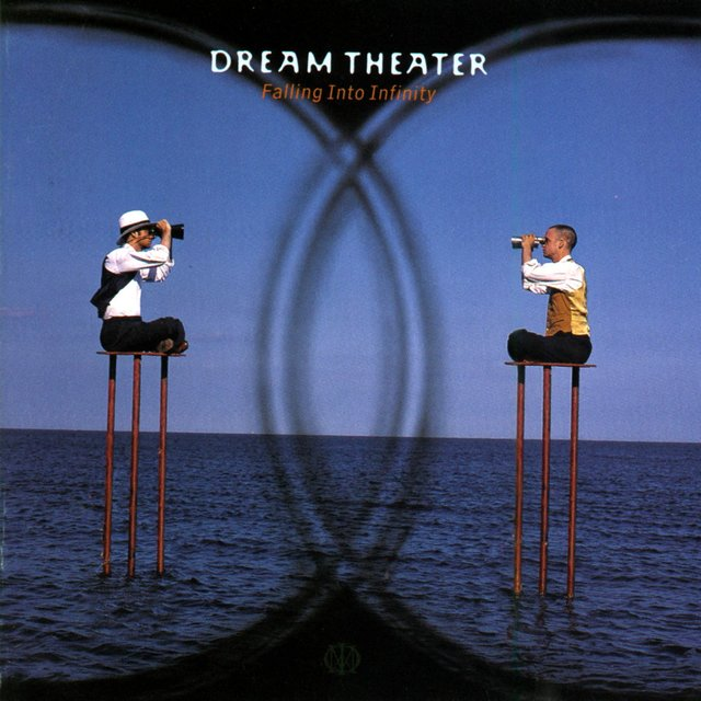 Cover art for album Falling into Infinity by Dream Theater