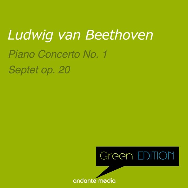 Green Edition - Beethoven: Piano Concerto No. 1, Op. 15