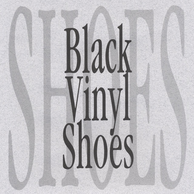 Black Vinyl Shoes