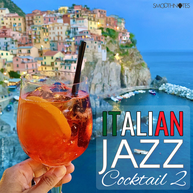 Italian Jazz Cocktail 2
