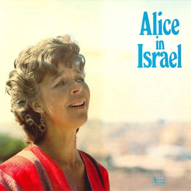 Alice in Israel