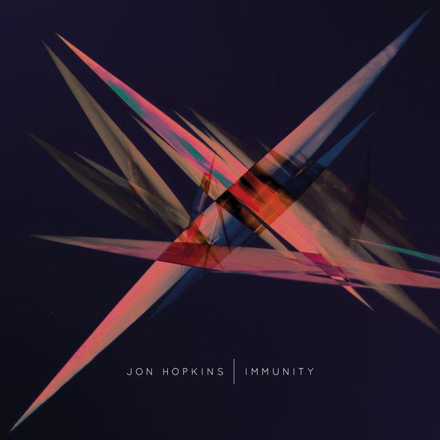 Cover art for album Immunity by Jon Hopkins