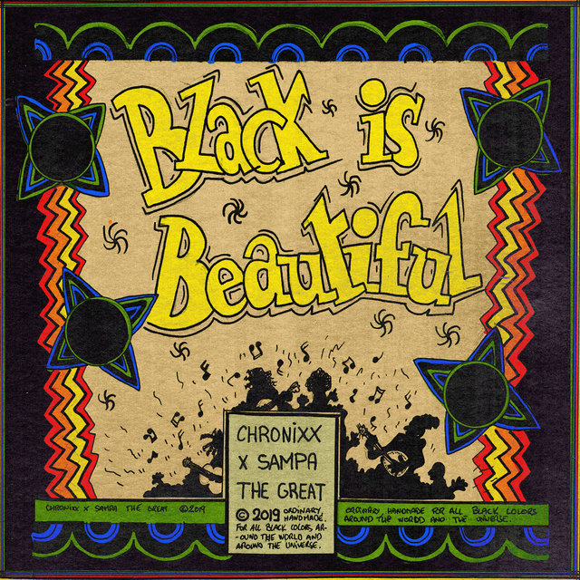 Black Is Beautiful (feat. Sampa The Great) [Remix]