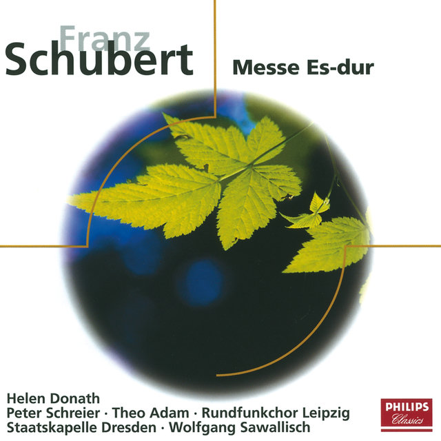 Schubert: Messe Es-Dur D.950