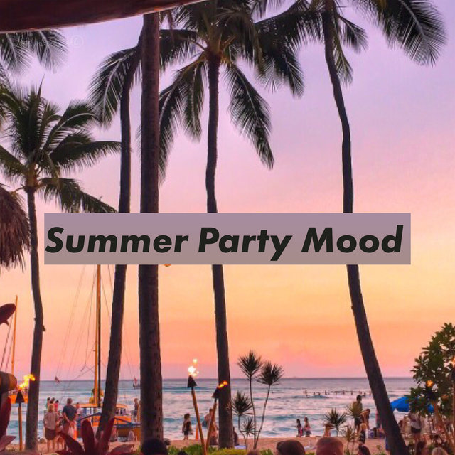 Summer Party Mood - Compilation of Warming Party Hits for Cold Winter Days