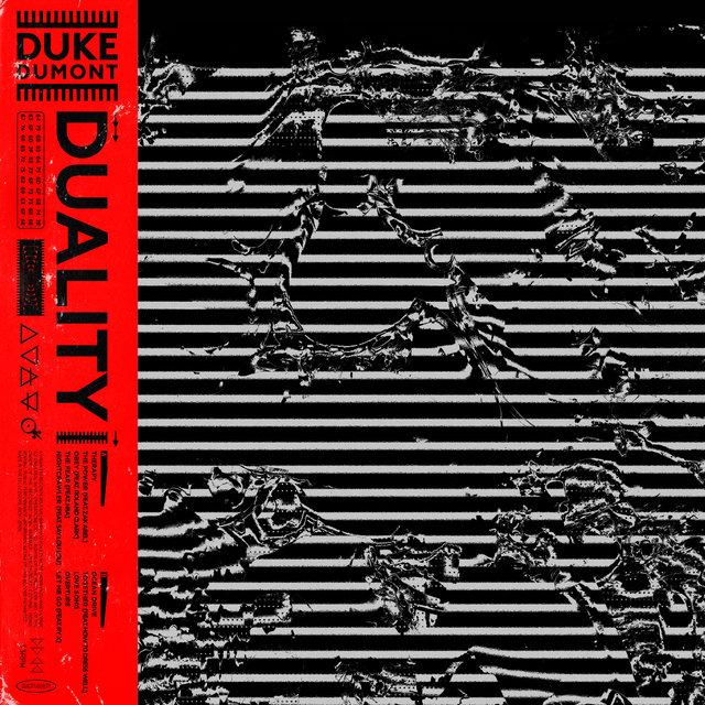 Cover art for album Duality by Duke Dumont