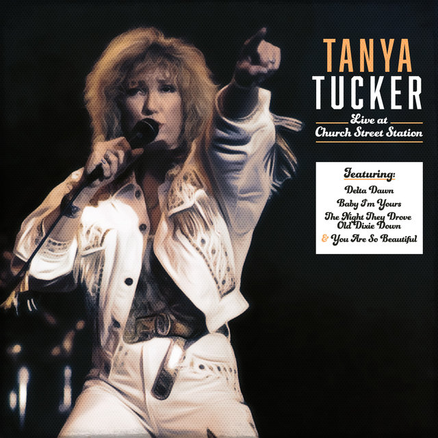 Tanya Tucker Live at Church Street Station