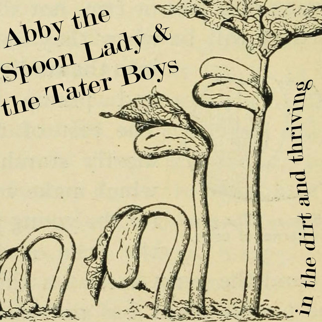 Cover art for album  by Abby the Spoon Lady, The Tater Boys