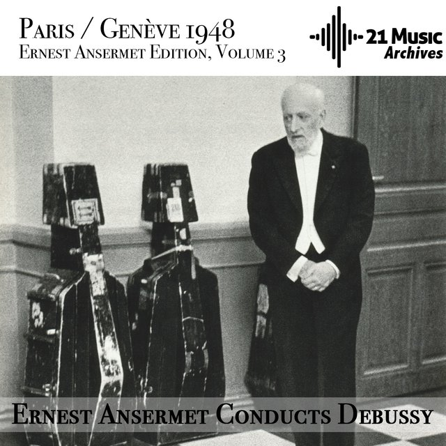 Ansermet conducts Debussy
