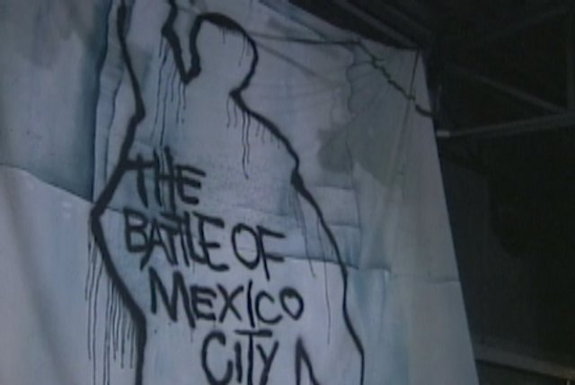 Born of a Broken Man (from The Battle Of Mexico City)