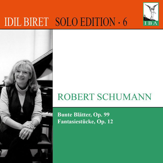 Idil Biret Solo Edition, Vol. 6