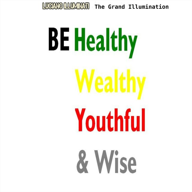 The Grand Illumination: Be Healthy Wealthy Youthful and Wise