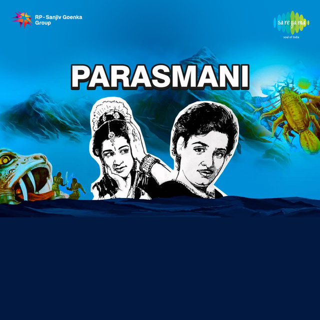 Parasmani (Original Motion Picture Soundtrack)