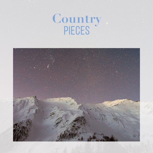 Soothing Ambient Country Pieces