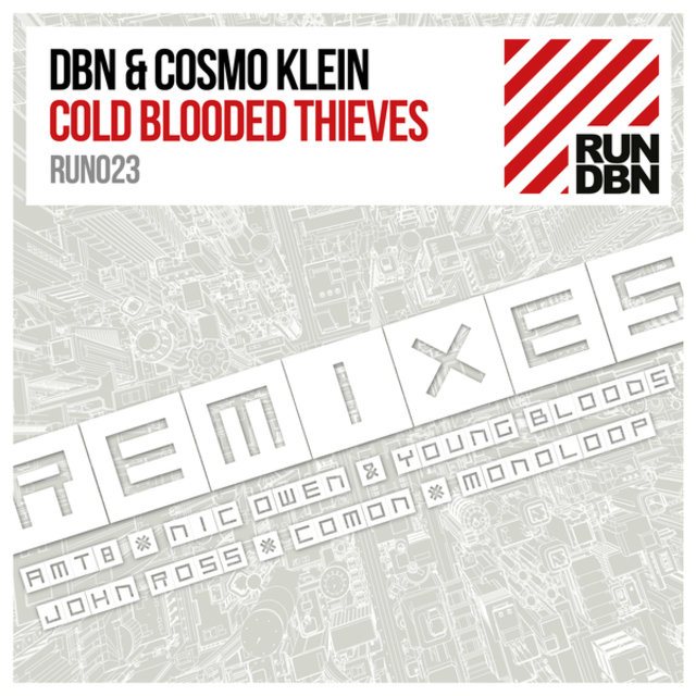 Cold Blooded Thieves (Remixes)
