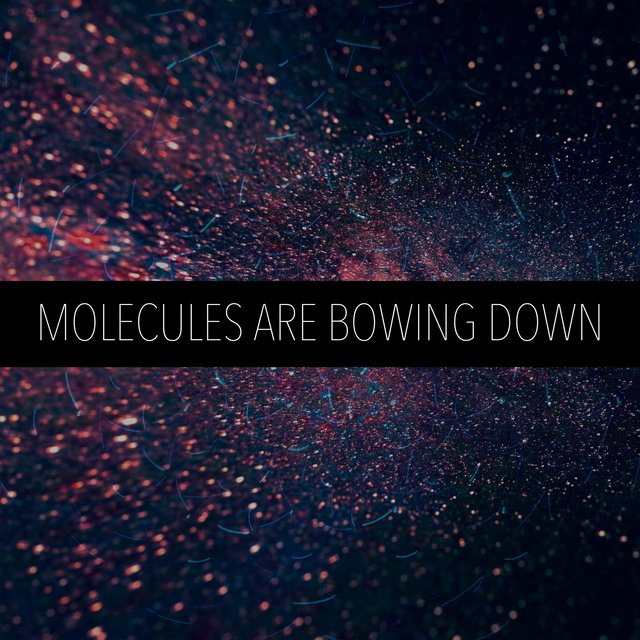 Molecules Are Bowing Down