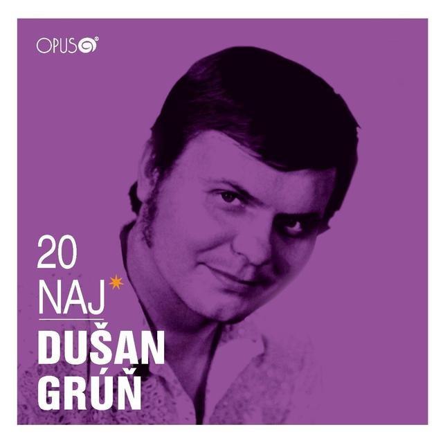 Cover art for album  by Dušan Grúň