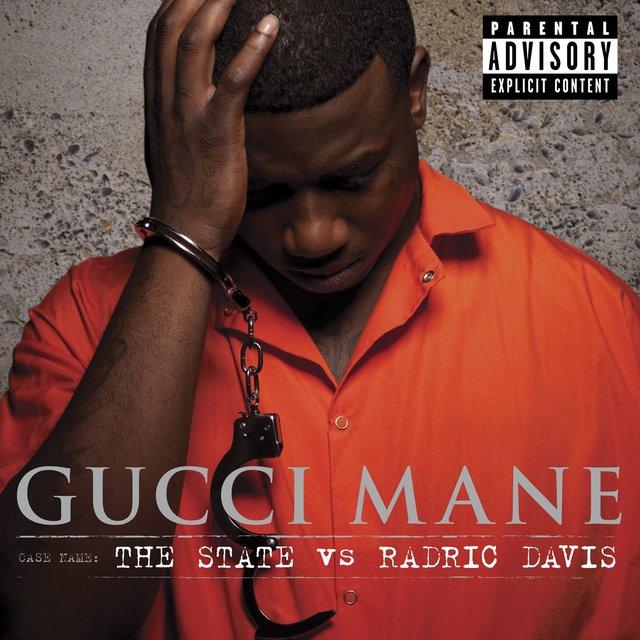 Cover art for album The State vs. Radric Davis (Deluxe) by Gucci Mane