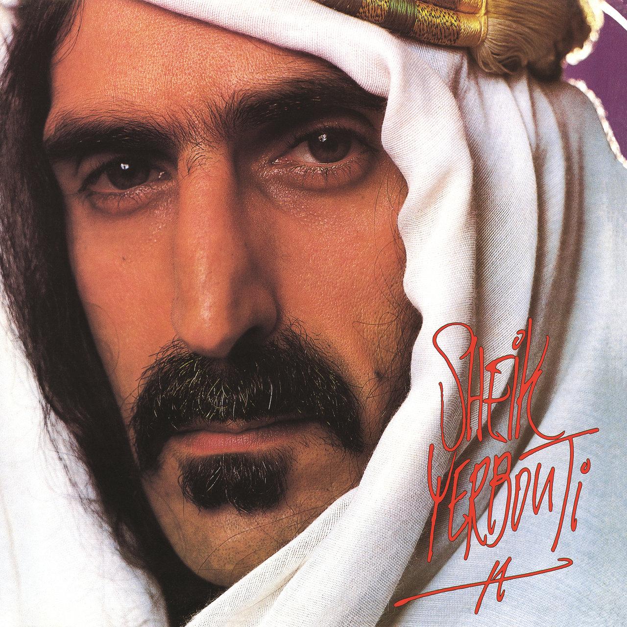 Frank Zappa Happy Birthday inside sheik yerbouti / frank zappa tidal