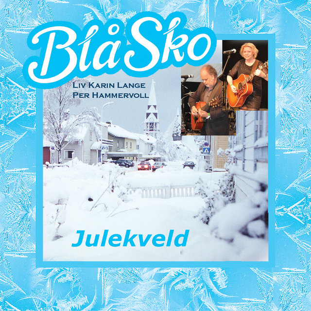 Cover art for album  by Blå Sko