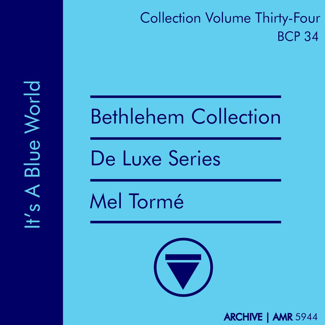 Deluxe Series Volume 34 (Bethlehem Collection): Blue World