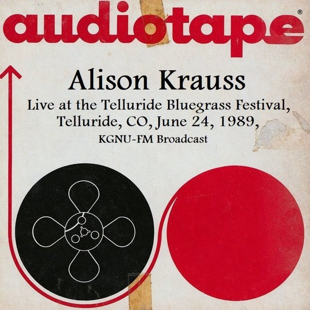 Live At The Telluride Bluegrass Festival, Telluride, CO, June 24th 1989, KGNU-FM Broadcast