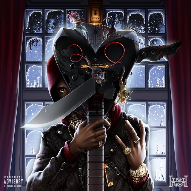Cover art for album Artist 2.0 by A Boogie Wit da Hoodie