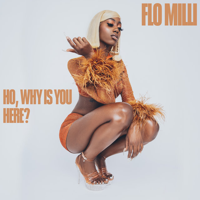 Cover art for album Ho, why is you here ? by Flo Milli